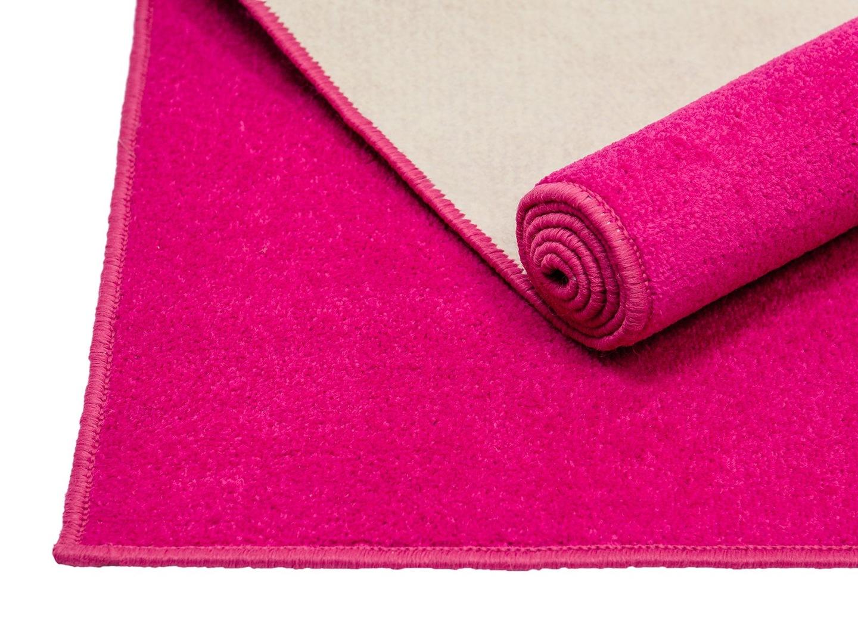 Różowy Dywan Dla Dziewczynki Do Pokoju 200x300cm
