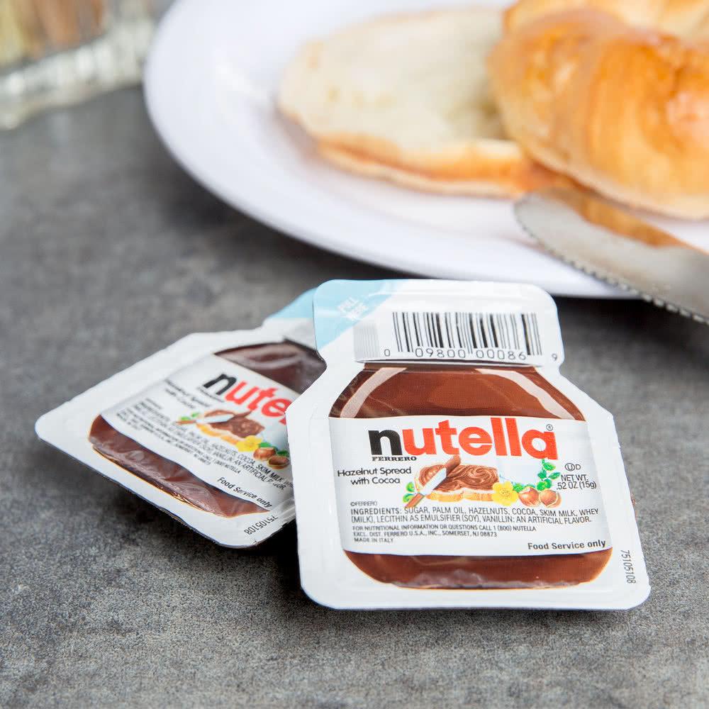 Nutella Mini Porcja 15g X 60 Szt Fvat