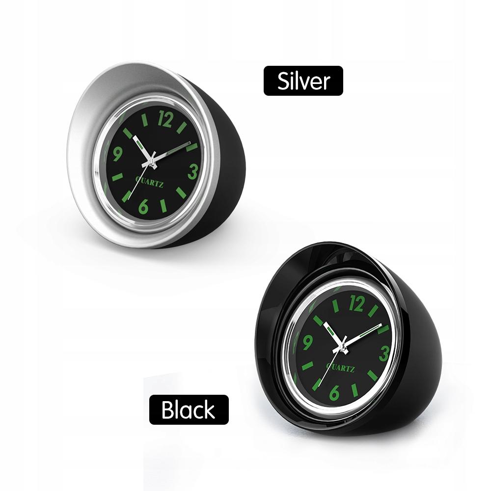 Analogowy Zegarek Do Samochodu Tuning 7673244364 Allegropl