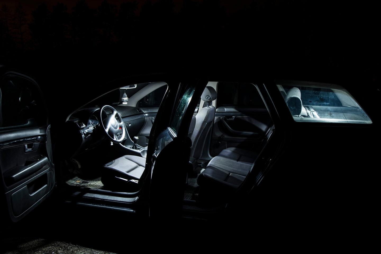 Oświetlenie Sufit Wnętrza Led Skoda Octavia Iii 3