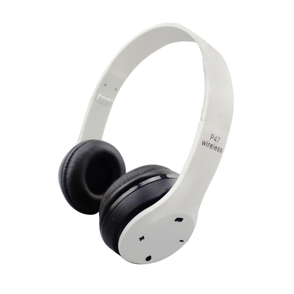 Słuchawki bezprzewodowe nauszne P47 Bluetooth 4.2 Foster