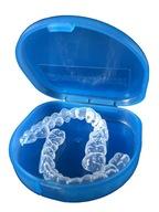 Stomatologiczne szyny nakładki wybielające zęby