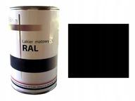 Lakier POLLAK Supreme MATOWY CZARNY RAL 9005 1,33L