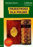 Przestrogi dla Polski Stanisław Staszic