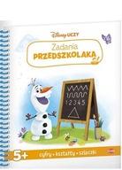 Disney uczy Kraina Lodu Zadania przedszkolaka Praca zbiorowa
