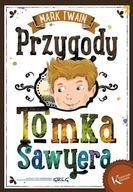 Przygody Tomka Sawyera / oprawa miękka Mark Twain