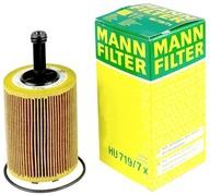 MANN FILTER FILTR OLEJU HU719/7x AUDI SKODA VW TDI