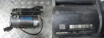 насос подвески mercedes e класса 212 a2123200104 - фото