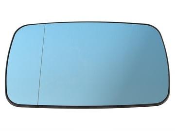 вклад зеркала с подогревом l=p к bmw 3 e46 5 e39