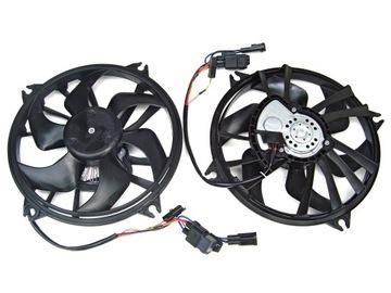 вентилятор радиатора peugeot 407 citroen c5 1253n5