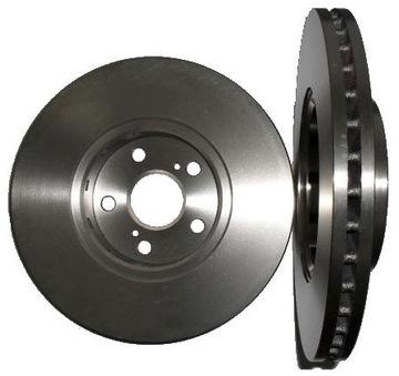 диски тормозные toyota previa 2.4 90-96 перед - фото
