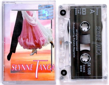 VA - Знаменитые Танго и Вальсы (кассета) ОЧ. доставка товаров из Польши и Allegro на русском