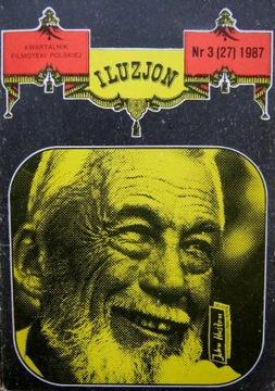 Iluzjon Ежеквартальный Журнал Видео Библиотек Польской 1987 доставка товаров из Польши и Allegro на русском