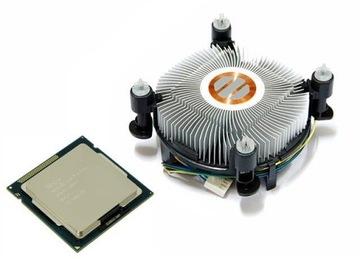 Процессор Intel Core i5-3470 с частотой 3,6 Ггц кулер доставка товаров из Польши и Allegro на русском