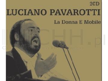 (Лучано Паваротти - La Donna E Mobile 2CD) доставка товаров из Польши и Allegro на русском