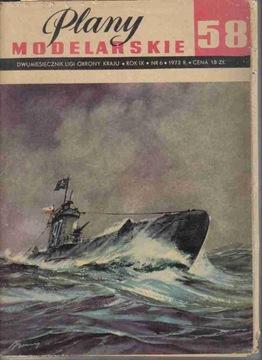 ПМ № 58 ПОДВОДНЫЕ лодки: СОКОЛ,ОРЕЛ,СТЕРВЯТНИК доставка товаров из Польши и Allegro на русском