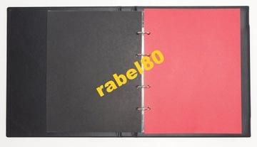 Прокладки типа Optima - черные или красные доставка товаров из Польши и Allegro на русском