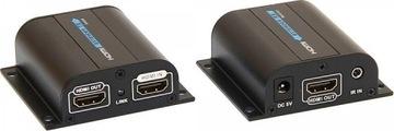 Конвертер HDMI LAN Spacetronik SPH-HLC6 PRO доставка товаров из Польши и Allegro на русском