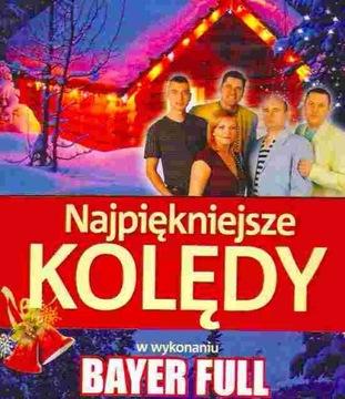 BAYER FULL NAJPIĘKNIEJSZE KOLĘDY 11 KOLĘD CD FOLIA доставка товаров из Польши и Allegro на русском