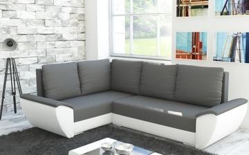 Раскладной Большой Угловой диван FLY L функция сна доставка товаров из Польши и Allegro на русском