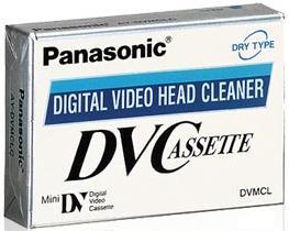 Кассета чистящая MiniDV Panasonic AY-DVMCLC Вава доставка товаров из Польши и Allegro на русском