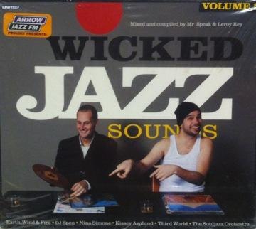 WICKED JAZZ SOUNDS VOL 5 2CD!!! FOLIA!!! доставка товаров из Польши и Allegro на русском
