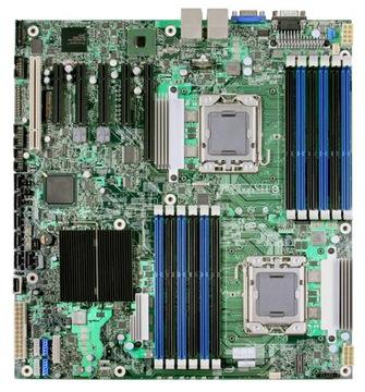 PŁYTA INTEL S5520HC 2x s1366 DDR3 E26045-454 доставка товаров из Польши и Allegro на русском