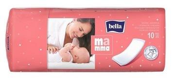 BELLA MAMMA Higieniczne podkłady poporodowe 10 szt