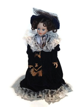 Кукла фарфоровая The Curzon Collection доставка товаров из Польши и Allegro на русском