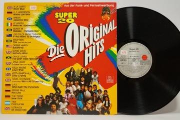 Супер 20 Original Hits BONEY M ДЖОНС, ДЖОН ГАРРИ доставка товаров из Польши и Allegro на русском