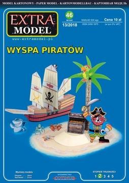 Диорама _ Остров Пиратов _ Extra Модель доставка товаров из Польши и Allegro на русском