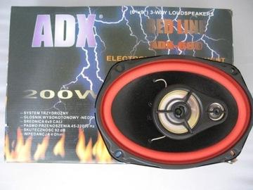 Очень хорошие по хорошей цене ADX -690 RED LINE 100W доставка товаров из Польши и Allegro на русском