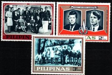 Филиппины. Изд.1968 ** - Кеннеди доставка товаров из Польши и Allegro на русском