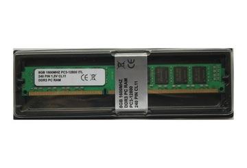 ОПЕРАТИВНАЯ ПАМЯТЬ 8GB 1600MHZ DDR3 DIMM ДЛЯ КАЖДОГО ДИСКА доставка товаров из Польши и Allegro на русском