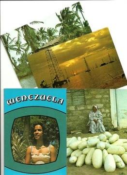 Zestaw - Wenezuela - 9 poczt. / Elżbieta Dzikowska доставка товаров из Польши и Allegro на русском
