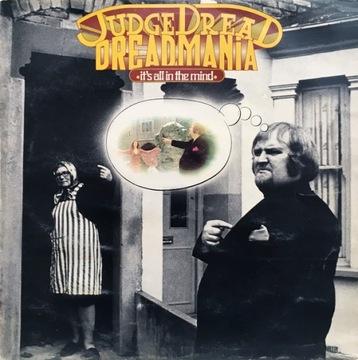Judge Dread - Dreadmania - it's All In The Mind *L доставка товаров из Польши и Allegro на русском