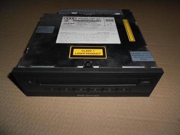 AUDI A6 A8 ZMIENIARKA PŁYT DVD CHANGER 4H0035108A
