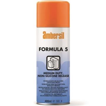Suchý distribučný prostriedok Ambersil Formula 5