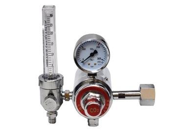 Reduci Argón CO2 s 24V ohrievačom rotameter