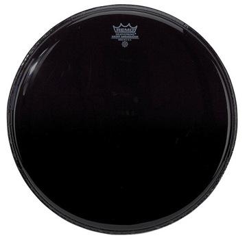 Napätie 24 '' Ambassador Ebony Bass Drum Remo