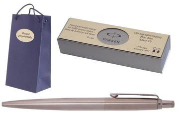 Parker Jotter Pen Engrafet Tablet Kabelka