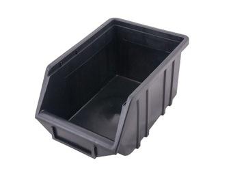 Sklad Kontajner ECOBOX 240x160x125 čierna