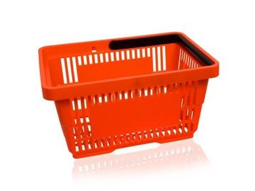 Nákupný košík Nákupný košík 1 Spracovať koše