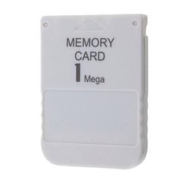 Pamäťová karta 1 Mega Sony Playstation 1 PSX PS1