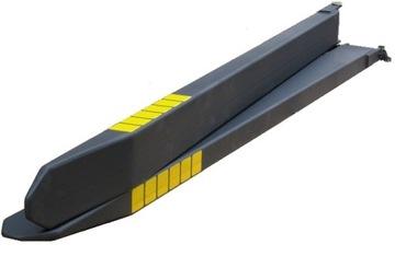 Rozšírenie vidlice L-2000 125x50 / 55 Pripojené