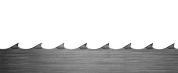 Drevená páska Saw 40x1,1x4005 Carbon Trak