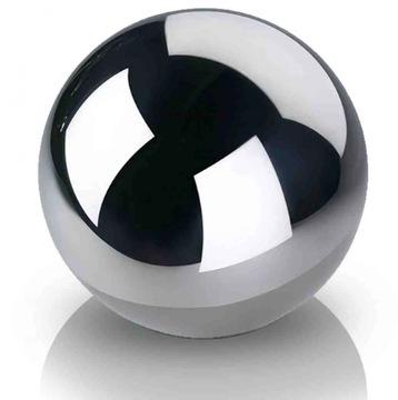 Dekoratívna kovová zrkadlová guľa 10 cm ornament