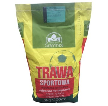 Sports Grass Graminea 5 KG Husté semená