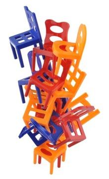 Arkádová hra Padajúce stoličky 24 stoličiek