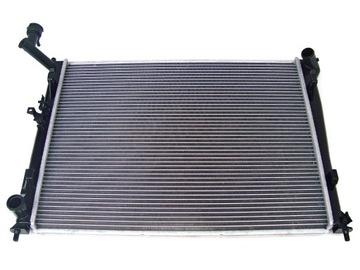 Радиатор двигателя hyundai 1.4 1.6 2.0 253102r010, фото